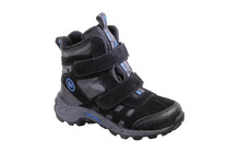 Merrell Moab Polar Mid Strap Waterproof Kids black/blue